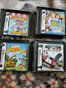 Game for Nintendo DS and Case for Nintendo ( You tell me your $)