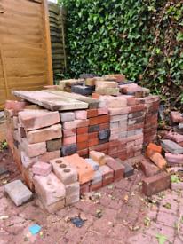 FREE Bricks - Paving Bricks - Building Bricks
