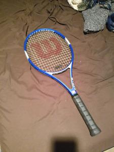 Wilson Tennis Racquet - lightly used