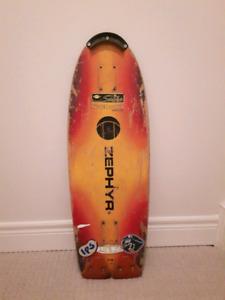 Vintage Skateboard Zephyr 1978