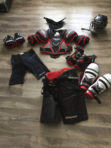 Bauer Hockey Gear