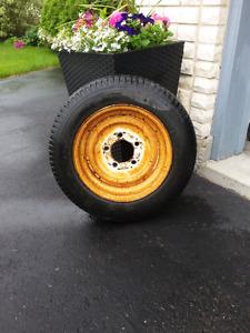 12 Inch spare tire