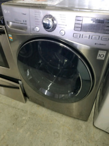 LG 4.6 CU FT FRONT LOAD WASHER