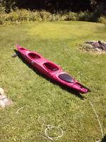 """kayak de mer double azul 16'10"""""""
