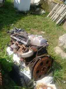 Toyota land cruiser engine and transmission