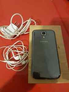 Samsung Galaxy s4, 16g, Black, FIDO (great condition ) West Island Greater Montréal image 2