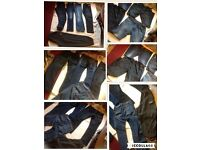 Men's 5/ trousers diesel and others size: 32/32 for sale £15