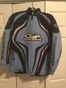 Coldwave women's snowmobile jacket size large- NEW PRICE