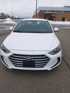 2017Hyundi Elantra.automatic.finance available
