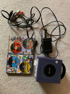Gamecube + 4 games and a memory card