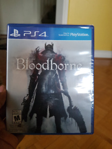 Bloodborne + some GBA and DS stuff