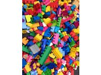 Duplo and Table