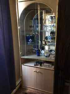 Shelves/cabinets in good condition **New Price Kitchener / Waterloo Kitchener Area image 2
