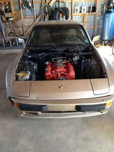 1983 Porsche 944 SBC conversion ready