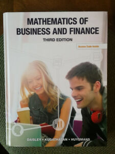 Mohawk College Textbooks - Math, Accounting, Marketing, English
