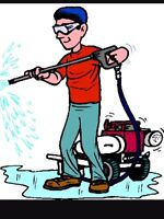 Power washing / Eavestrough cleaning services