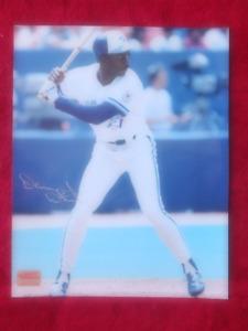 DEVON WHITE Toronto Blue Jays Signed 8 x 10 Photo With COA