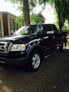 2008 Ford F-150 Chrome 60th anniversary edition Pickup Truck
