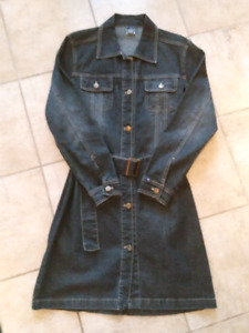 ROBE JEANS LOIS