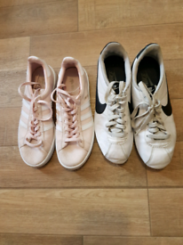 Authentic Nike & Adidas Trainers