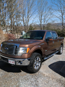 2012 Ford F150 XTR EcoBoost
