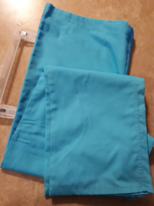 Scrub pants, new size large