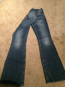 Silver jeans and Other branded jeans!