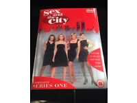 Sex and the City DVD Season 1