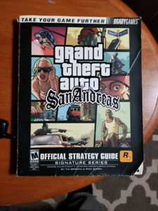 GTA San Andreas Strategy Guide