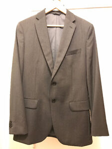 Charcoal Banana Republic Suit 38R/S and 32x32