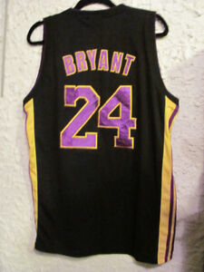 Bryant #24 Lakers Jersey