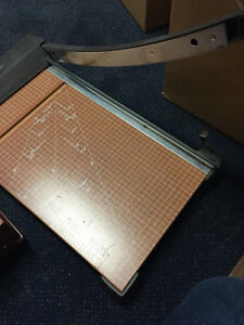X-acto paper cutter, Great Price!!!