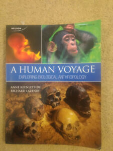 A Human Voyage: Explaining Biological Anthropology; 2nd Ed.