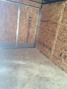2017 Look 6x12 ST Enclosed Trailer Barn Doors Edmonton Edmonton Area image 3