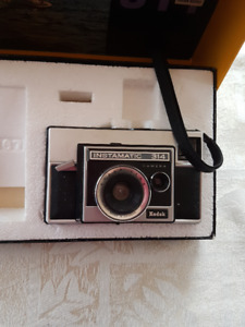 Vintage Kodak Instamatic 314 Camera