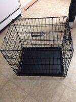 Small to medium dog crate