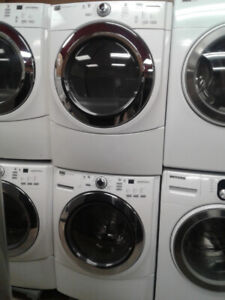 "27"" MAYTAG FRONT LOAD WASHER/DRYER SET"