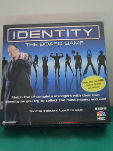 Identity the Board Game OR Vampire Diaries Cornwall Ontario image 1