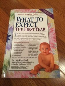 What to expect the first year book London Ontario image 1