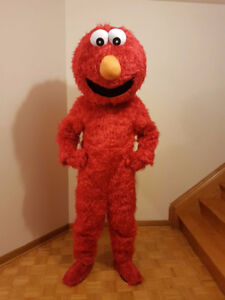 Tickle Me ELMO Birthday Party!! - Book Your Mascot Visits Today!