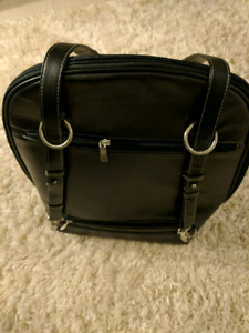 Alicia Klein laptop backpack