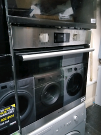 ➡️➡️ NEW GRADED HOTPOINT STAINLESS STEEL BUILT IN ELECTRIC SINGLE OVEN