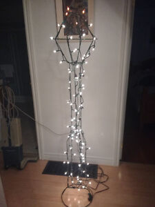 Light up candle outdoor or indoor 60 inch H
