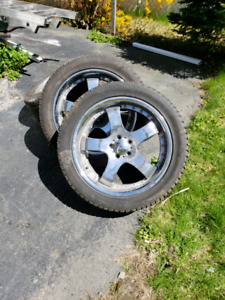 """20"""" fast wheels and tires"""