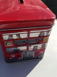 Churchill's confectionary tin bus bank Gatineau Ottawa / Gatineau Area image 3