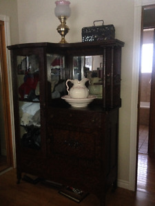 Antique China side Cabinet