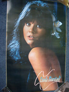 Linda RONSTADT, Poster comme neuf