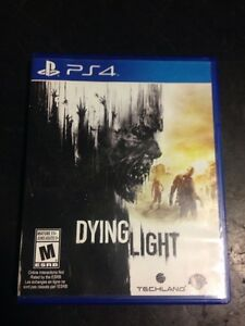 Ps4 Dying light (like new)