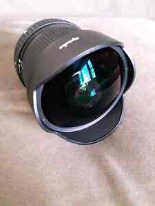 Opteka Canon Fish Eye Lens 6.5mm