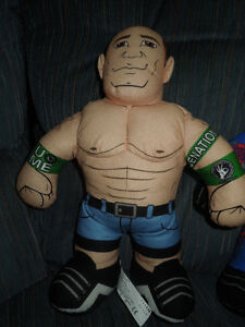 WWE PLUSH STUFFED WRESTLING BUDDIES Kitchener / Waterloo Kitchener Area image 4
